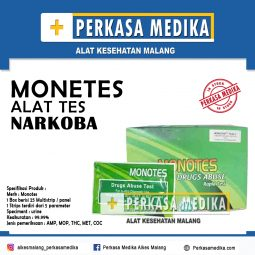 rapid drug multi 5 monetes malang