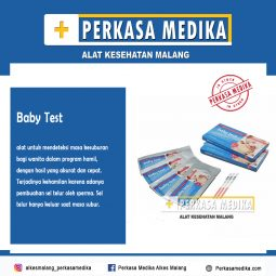 baby test onemed murah di malang