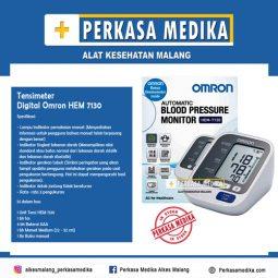 TENSIMETER OMRON HEM-7130 | Jual Alat Tensi Digital Murah di Malang
