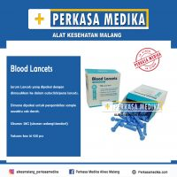 blood laancets murah malang