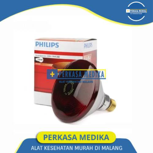 Bohlam Infrared 150 Watt Phillips Perkasa Medika (1)