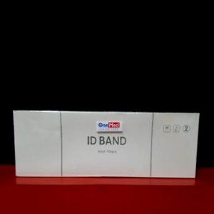 ID Band Onemed Adult Gelang Pasien Dewasa Malang