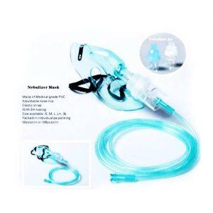 Alat Bantu Pernafasan Masker Nebulizer Dewasa
