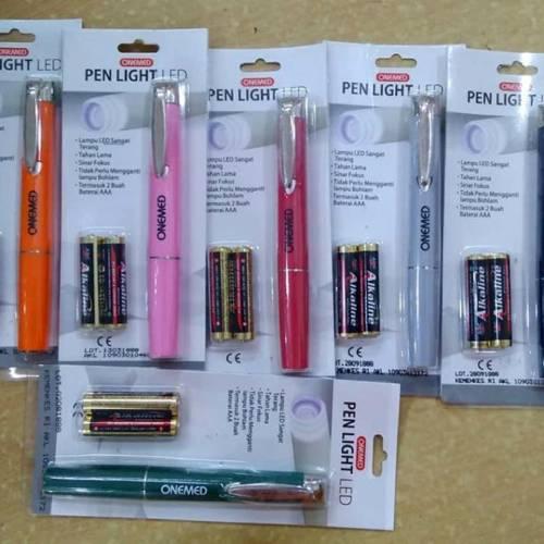 Pen Light Onemed Black Perkasa Medika (3)