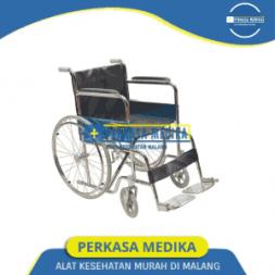 Kursi Roda Standart Spirit Onemed di Perkasa Medika Malang