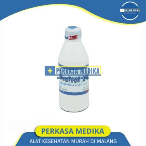 Alkohol 70% 100ml Onemed Perkasa Medika (1)