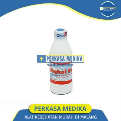 Alkohol 96% 100ml Onemed Perkasa Medika (1)
