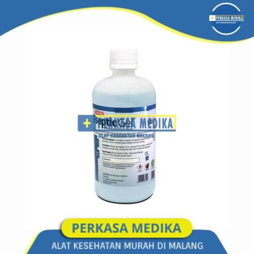 Aseptic Gel 500 ml ONEMED Refill Perkasa Medika (1)