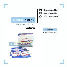 [Perkasa-Medika-Malang] Alkohol Swabs Onemed 1