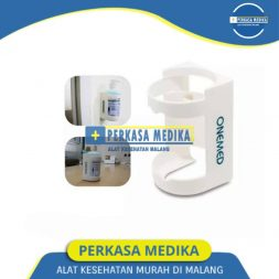 Bracket ABS Hand Sanitizer 500ml Aseptic Gel Onemed 1