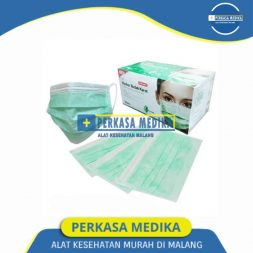 Masker Medis Earloop 3PLY Onemed Perkasa Medika (1)
