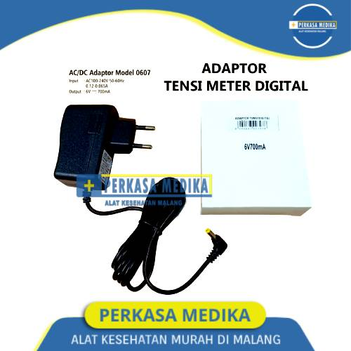 Adaptor Tensi Digital 6V700mA Onemed Omron Perkasa Medika Malang (1)
