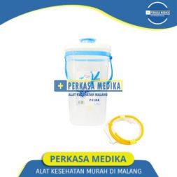 Alat Enema Kopi Selang + Jug Enema kopi Polka BIRU Perkasa Medika Malang (1)