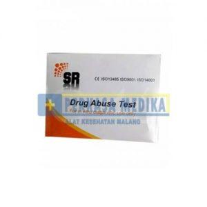 Alat tes urine Narkoba Strip 1 par StandaReagen SR di Perkasa Medika Malang