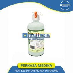 Aseptic Plus Cair 500 ml + Pump ONEMED Perkasa Medika (1)