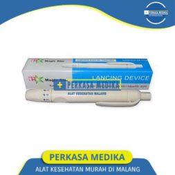 Autoclick Lancing Device Magic Star Pena Cek Darah di Perkasa Medika Malang (1)