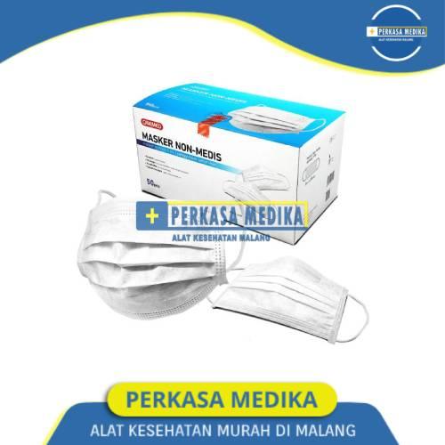 Masker Non Medis 3 ply Onemed di Perkasa Medika malang (1)