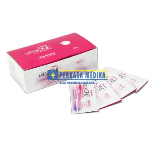 Tes Hamil Testpack kehamilan Ultra One Onemed di Perkasa Medika Malang (3)