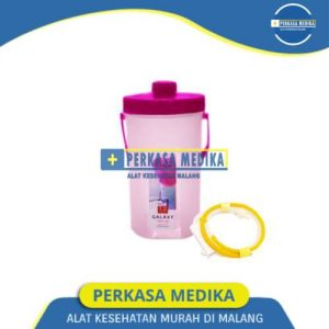 Alat Enema Kopi Jug Enema kopi Clio1,2 liter pink Gratis Selang Perkasa Medika Malang