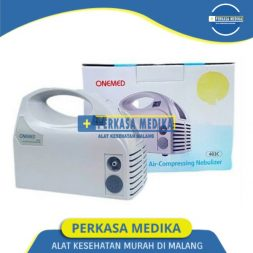 Nebulizer Onemed 403 C alat bantu bernafas di Perkasa Medika Malang